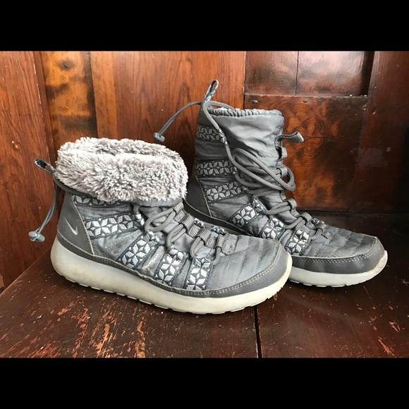 2f0084d101 Nike winter boots with the fur. M 5ae8fe0a00450fa012fa6862
